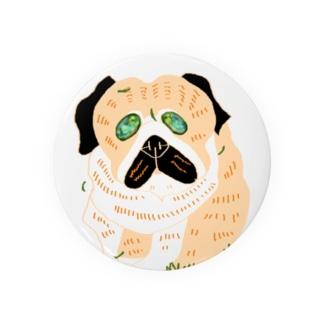 おりこうさんの犬 Badges