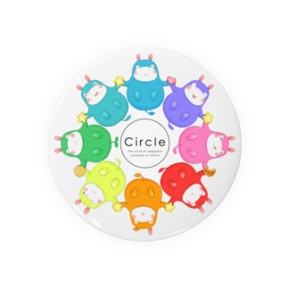 カバロバ circle Badges