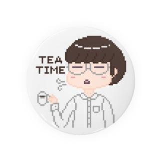 代理くんのTeaTime Badges