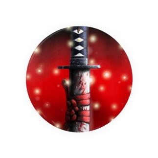 日本刀(KATANA) Badges