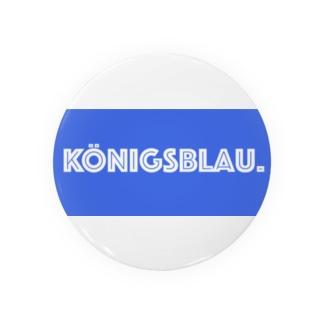 Königsblau. by mincora. Badges
