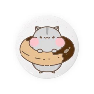 【どーなっつ】はなまりチュ〜!缶バッジ Badges