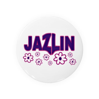 JAZLIN- VIBRANT PURPLE Badges