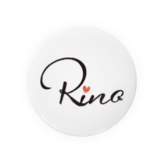 Rino--シンプルロゴ Badges