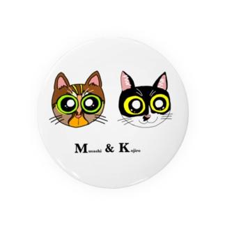 M&K Badges