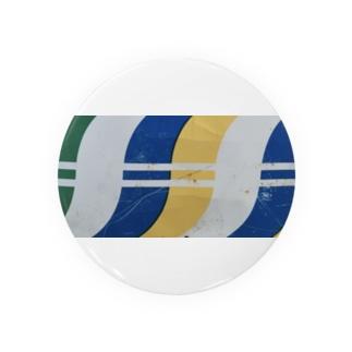 モダンな工事現場(褪) Badges