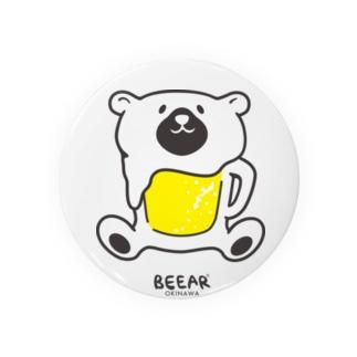 BEEAR(ビーアー) Badges