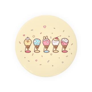 アイスクリームSHOP♡ Badges