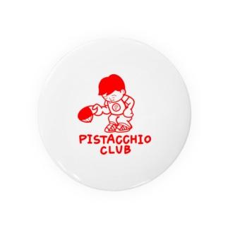 PISTACCHIO CLUB  Badges