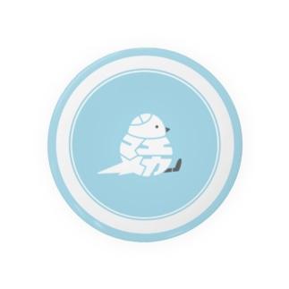22 シマエナガ Badge