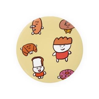 パンたち Badges
