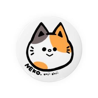 NEKO #みけ Badges