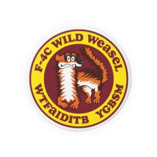 WILD WEASEL Badges