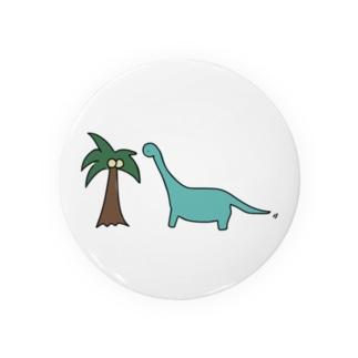 きょうりゅうとやしの木 Badges