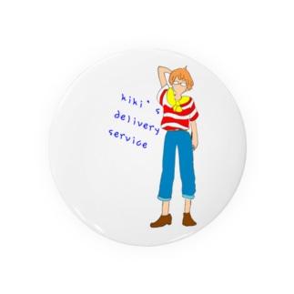 トンボ Badges