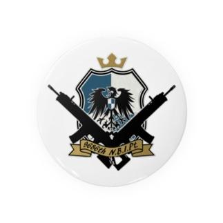 N.B.I.ロゴ2 Badges