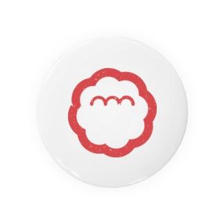 エンエンラ シンボルロゴ(赤) Badges