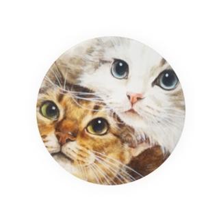 ビビ&サリー Badges