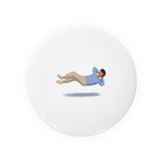浮遊のんびり Badges