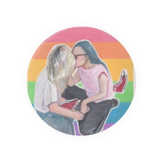 L stands for LOVE Badges