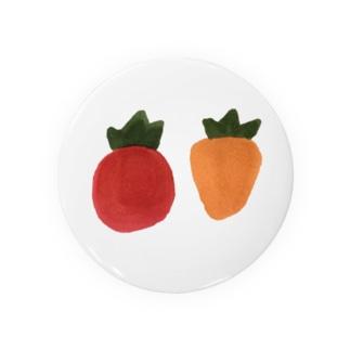野菜 Badges