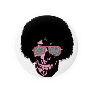 Funky Skull!!!! Badges