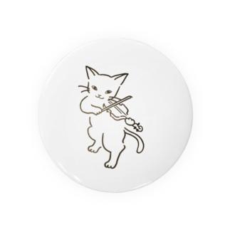 フィドル弾く猫 1 Badges