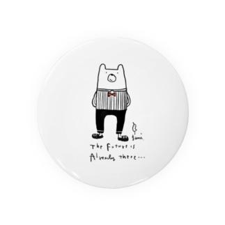 クマさん Badges
