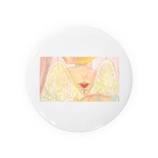 天使の背中 Badges