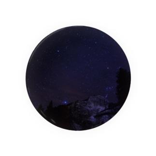 ヨセミテの星空2 Badges