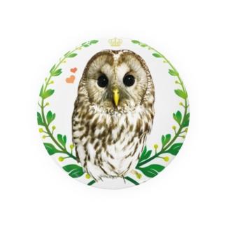 フクロウさん Badges