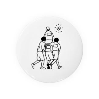 騎馬戦 Badges