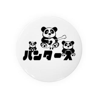 パンダースグッズ Badges