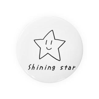 輝く星 Badges