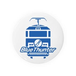 隅田川クリーン貨物bluethunter公式グッズ Badges