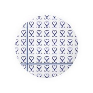 ロゴトート(パターン) Badges