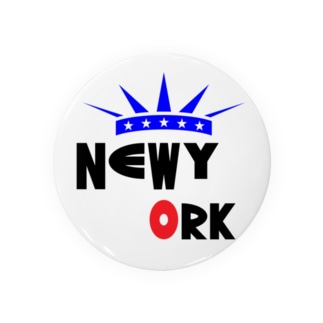 NEW YORK Badges