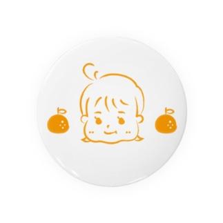 みかんちゃん Badges