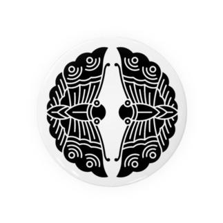 大谷刑部吉継(対い蝶) Badges