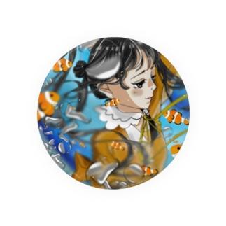 Anemone fish Badges