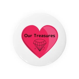私たちの宝物だよ Badges
