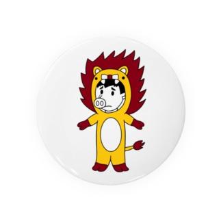 ライオンピッグ Badges