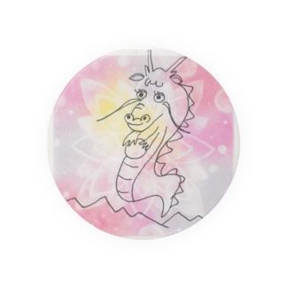 I Love Ryu☆ Badges