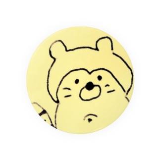 tanukiモドキ。 Badges