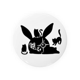 ファビット君⑬ Tin Badge