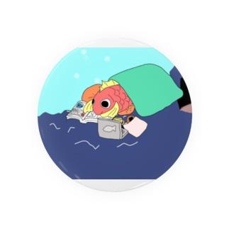 ごろごろし鯛(たい)01(完全版)-ごろ鯛(たい) Badge