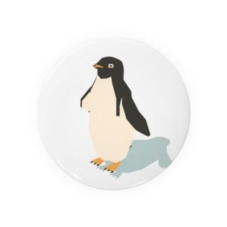 アデリーペンギン【AFS】 Badges