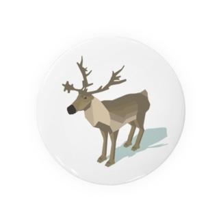 トナカイ【AFS】 Badges