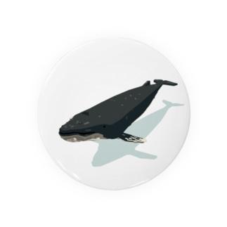 ザトウクジラ【AFS】 Badges