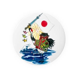 日本🇯🇵 Badges